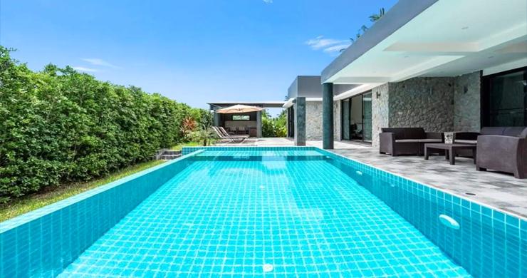 Modern 3 Bed Private Pool Villas in Peaceful Maenam-3