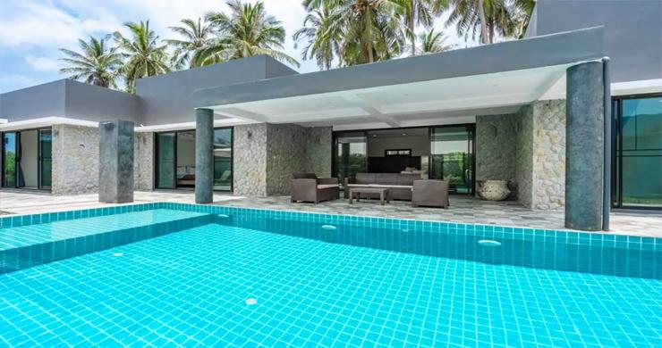 Modern 3 Bed Private Pool Villas in Peaceful Maenam-10