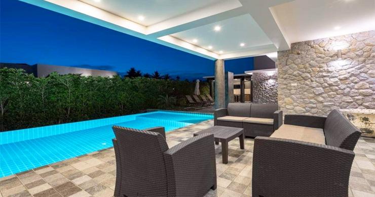 Modern 3 Bed Private Pool Villas in Peaceful Maenam-14