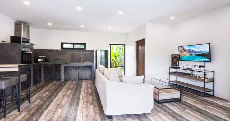 Modern 3 Bed Private Pool Villas in Peaceful Maenam-5