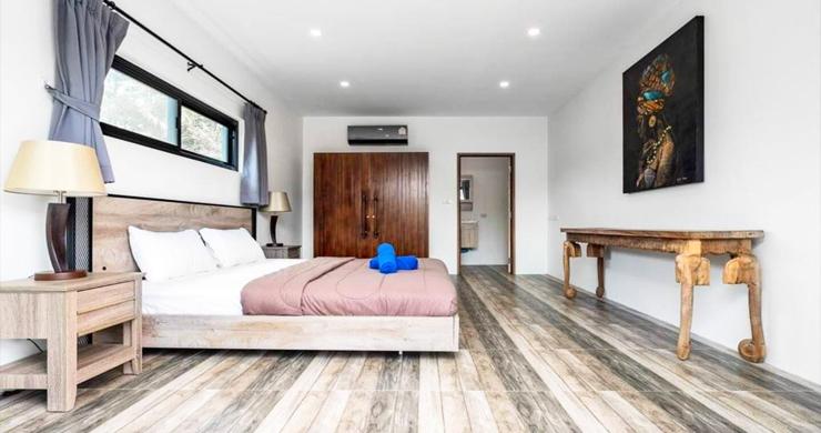 Modern 3 Bed Private Pool Villas in Peaceful Maenam-6