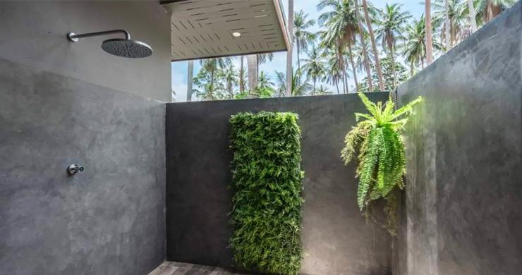 Modern 3 Bed Private Pool Villas in Peaceful Maenam-12
