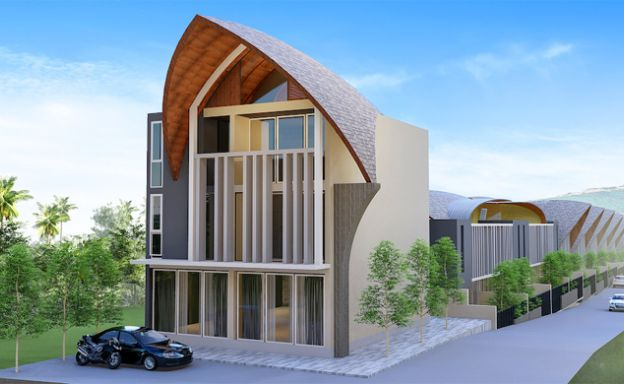 New Modern 3 Bed Homes by Beautiful Ban Kao Beach