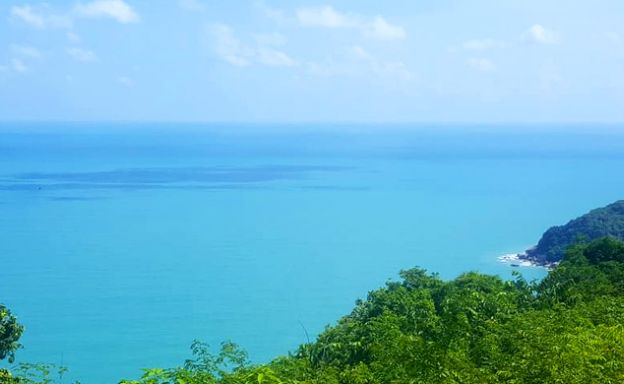 Exclusive Sea View Land for Sale on Crystal Bay