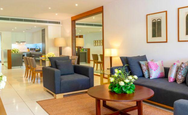 Modern 2 Bed Luxury Apartment Close to Surin Beach
