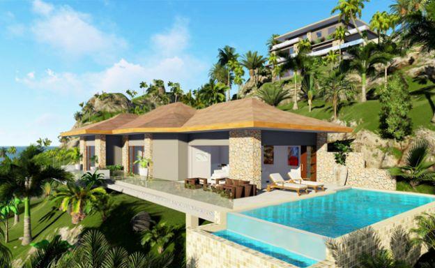 Koh Phangan 2 Bedroom Villa for Sale in Chaloklum