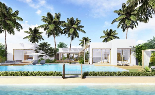 Luxury Beachfront 4 Bed Pool Villas on Bangrak Beach