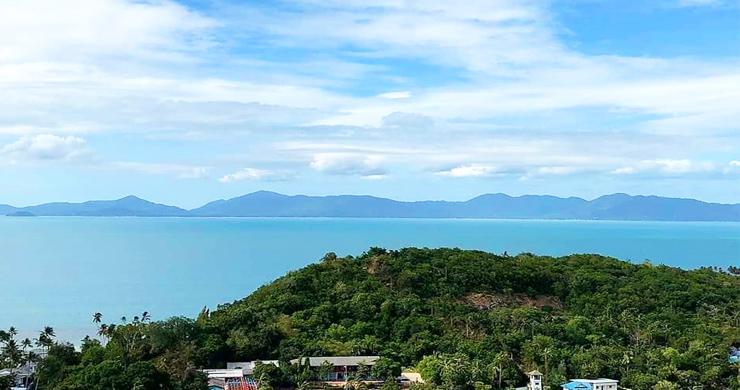 Panoramic Sea view Land for Sale on Ban Tai Hillside-1