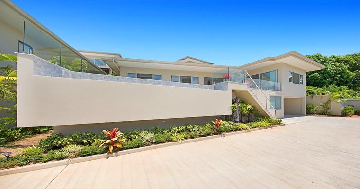 Sumptuous 4 Bed Sea view Villa by Plai Laem Beach-20