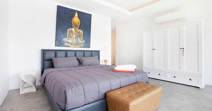 Sumptuous 4 Bed Sea view Villa by Plai Laem Beach-6