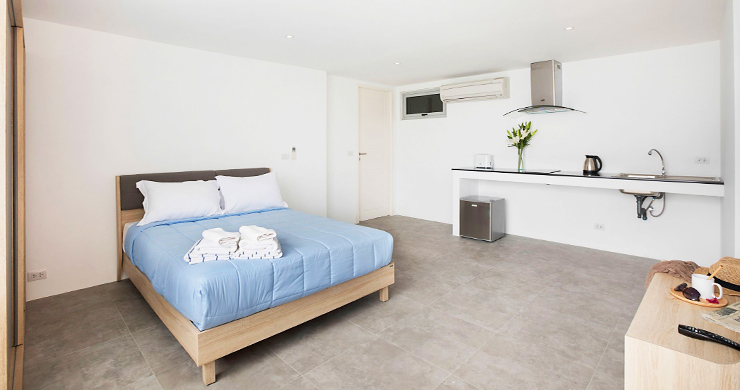 Sumptuous 4 Bed Sea view Villa by Plai Laem Beach-9