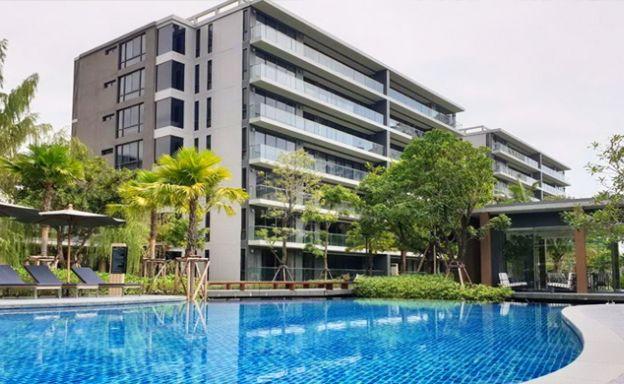 Park 3 Bedroom Luxury Condominium in On Nut