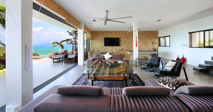 Palatial 8 Bed Luxury Pool Villa by Plai Laem Beach-5