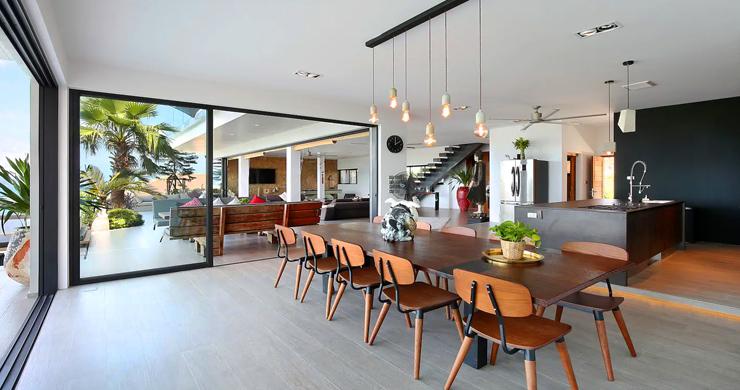 Palatial 8 Bed Luxury Pool Villa by Plai Laem Beach-11