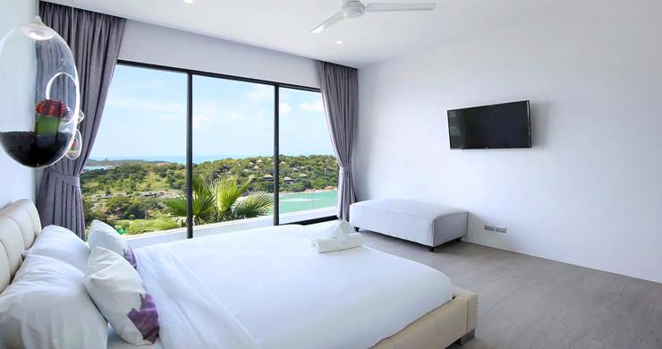 Palatial 8 Bed Luxury Pool Villa by Plai Laem Beach-16