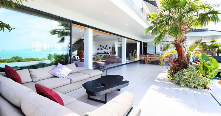 Palatial 8 Bed Luxury Pool Villa by Plai Laem Beach-3