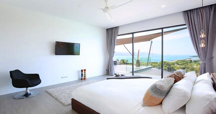 Palatial 8 Bed Luxury Pool Villa by Plai Laem Beach-12