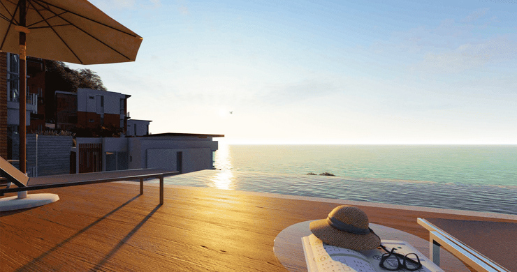 Beachside 1-2 Bed Foreign Freehold Condos in Phuket-6