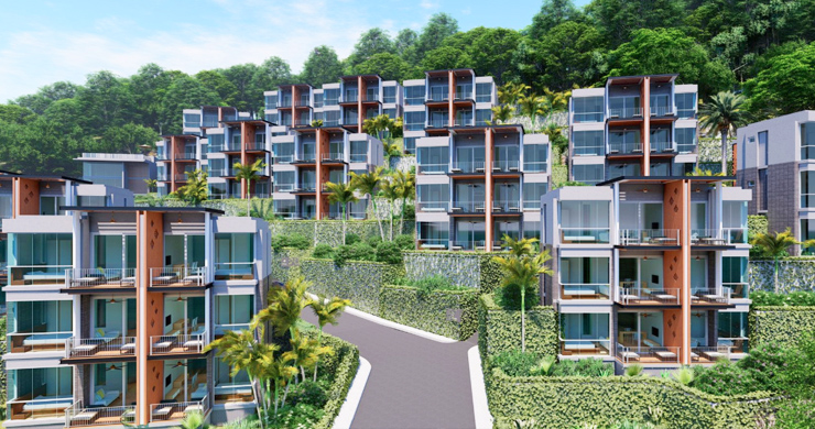 Beachside 1-2 Bed Foreign Freehold Condos in Phuket-10