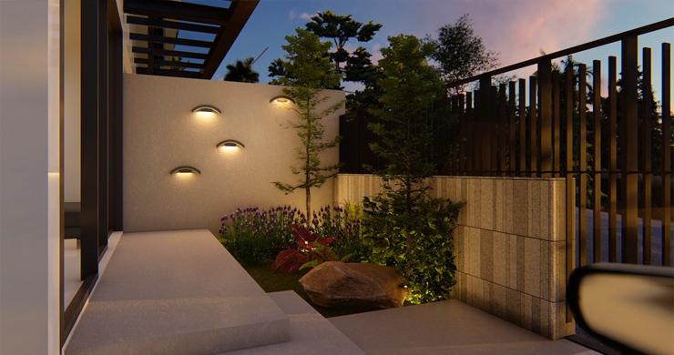 Modern 2 Bedroom Pool Villas Near Ban Kao Beach-7
