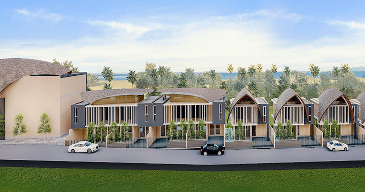 Modern 2 Bedroom Pool Villas Near Ban Kao Beach-9