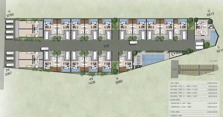 Modern 2 Bedroom Pool Villas Near Ban Kao Beach-10