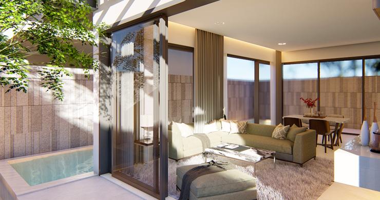 Modern 2 Bedroom Pool Villas Near Ban Kao Beach-6