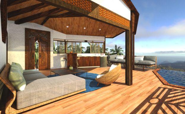 Hot Priced 1-2 Bedroom Sea View Villas in Koh Phangan