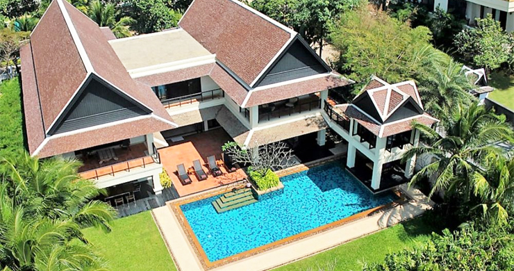 6 Bedroom Luxury Villa 100 meters from Layan Beach-1