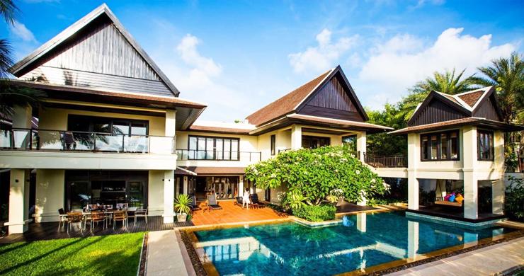 6 Bedroom Luxury Villa 100 meters from Layan Beach-22