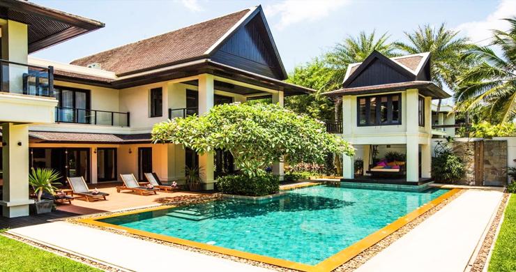 6 Bedroom Luxury Villa 100 meters from Layan Beach-13