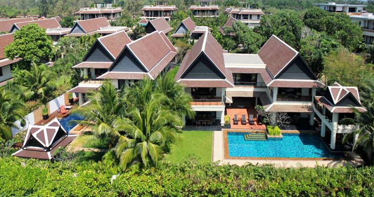 6 Bedroom Luxury Villa 100 meters from Layan Beach-23