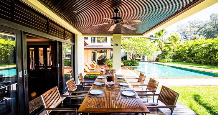 6 Bedroom Luxury Villa 100 meters from Layan Beach-16