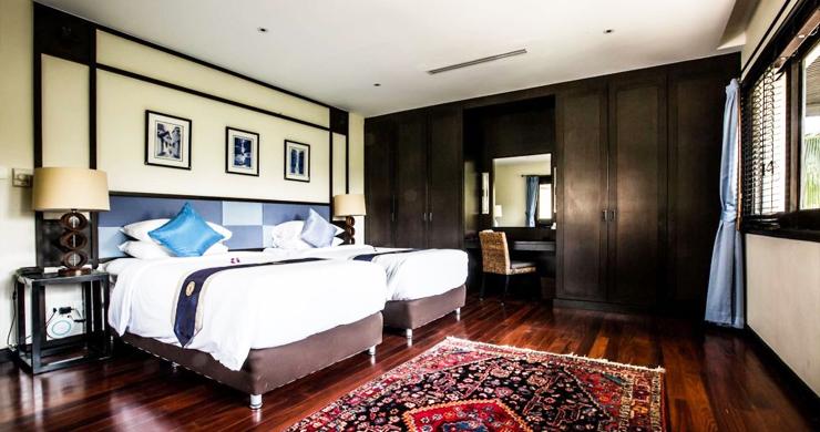 6 Bedroom Luxury Villa 100 meters from Layan Beach-12