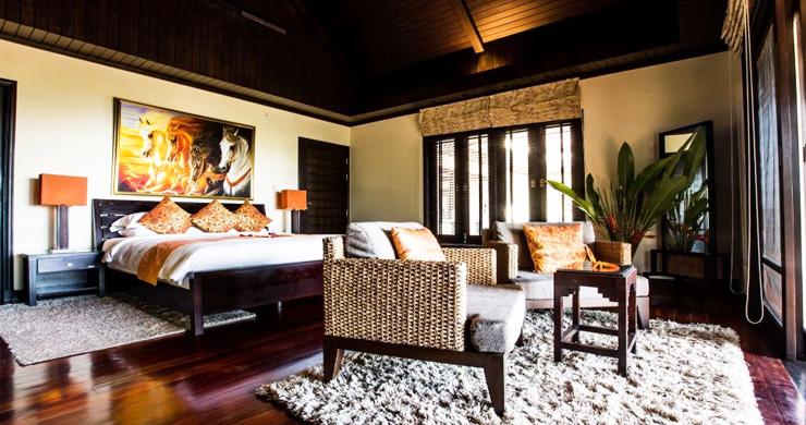 6 Bedroom Luxury Villa 100 meters from Layan Beach-8