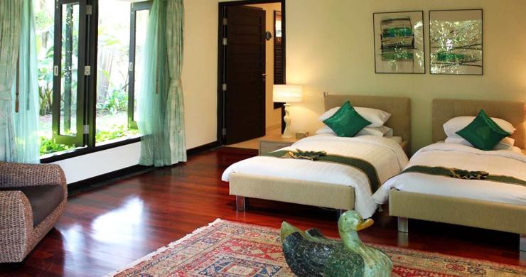 6 Bedroom Luxury Villa 100 meters from Layan Beach-4