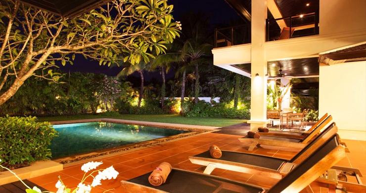 6 Bedroom Luxury Villa 100 meters from Layan Beach-10