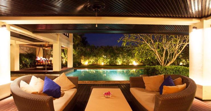 6 Bedroom Luxury Villa 100 meters from Layan Beach-17