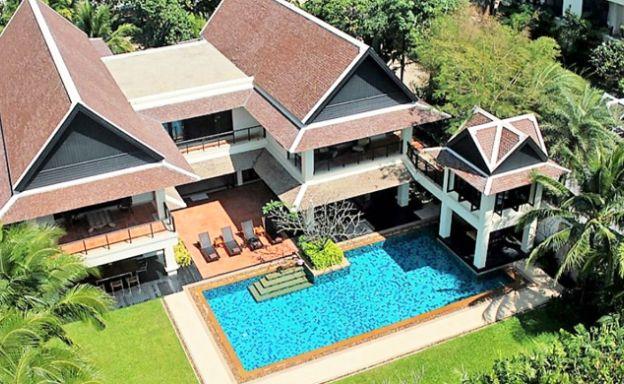 6 Bedroom Luxury Villa 100 meters from Layan Beach