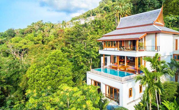 Sensational 4 Bed Luxury Pool Villa by Surin Beach