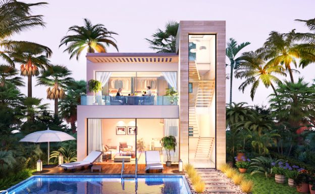 Affordable 1 Bed Modern Sea view Villas in Chaweng