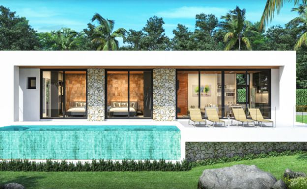 Stunning Luxury Villas for Sale by Coral Cay Beach