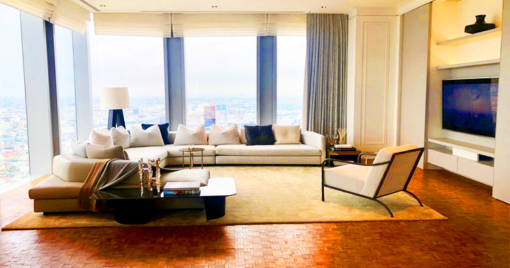 The Ritz Carlton Ultra Luxury Sky Residence Bangkok-2