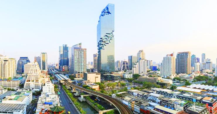 The Ritz Carlton Ultra Luxury Sky Residence Bangkok-12