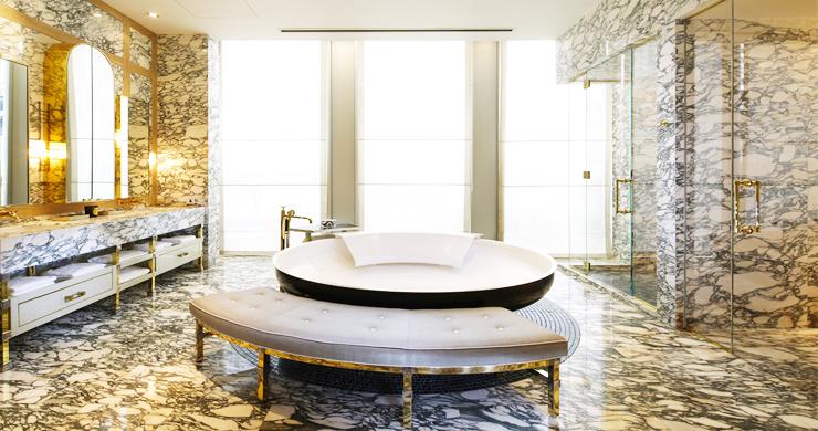 The Ritz Carlton Ultra Luxury Sky Residence Bangkok-7