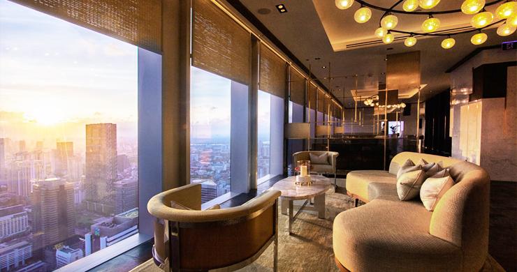 The Ritz Carlton Ultra Luxury Sky Residence Bangkok-4