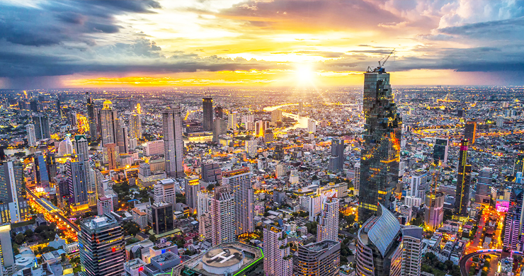 The Ritz Carlton Ultra Luxury Sky Residence Bangkok-15