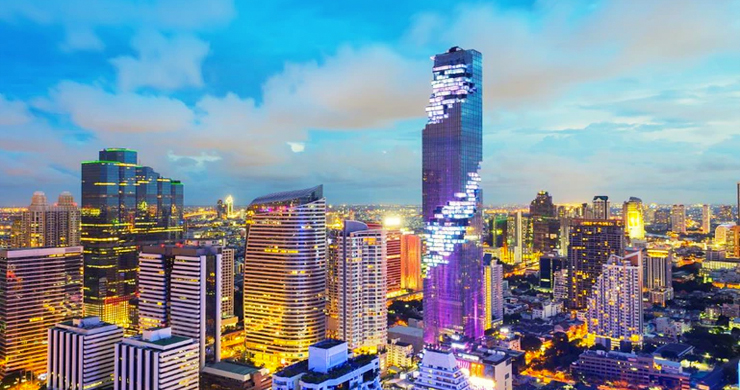 The Ritz Carlton Ultra Luxury Sky Residence Bangkok-1