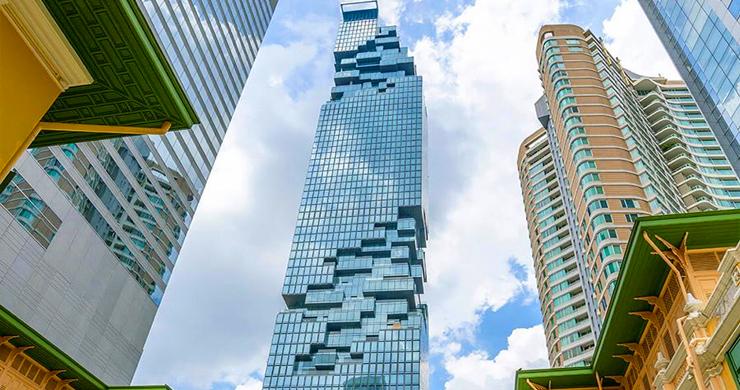 The Ritz Carlton Ultra Luxury Sky Residence Bangkok-11