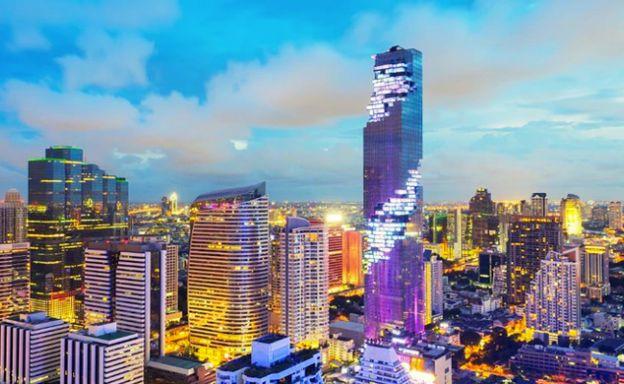 The Ritz Carlton Ultra Luxury Sky Residence Bangkok